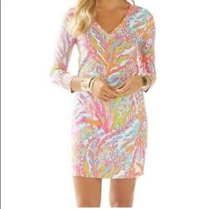 {Lilly Pulitzer} Scuba to Cuba Christie Dress Med